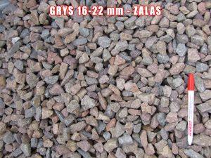 Grys 16-22 mm - Zalas