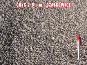 Grys 2-8 mm - Czatkowice
