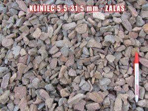 Kliniec 5,5-31,5 mm - Zalas