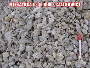 Mieszanka 0-30 mm - Czatkowice