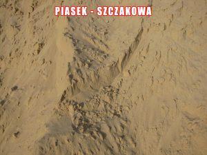 Piasek Szczakowa
