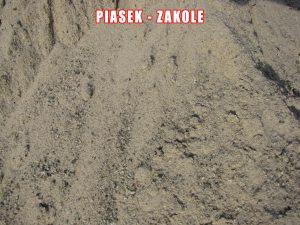 Piasek - Zakole